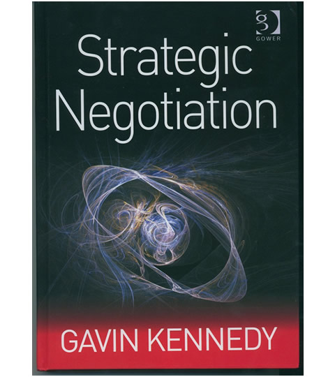 Strategic Negotiation